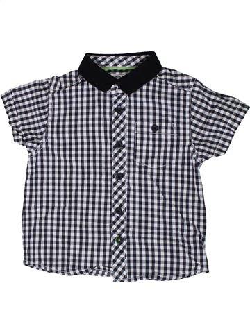 Camisa de manga corta niño MATALAN gris 4 años verano #1310593_1