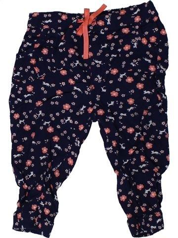 Pantalón niña MOTHERCARE negro 9 meses verano #1310712_1