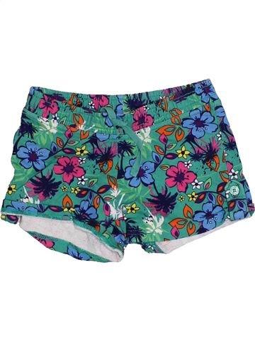 Short-Bermudas niña MARKS & SPENCER verde 9 años verano #1310721_1