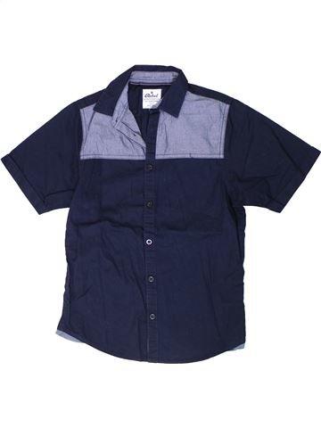 Camisa de manga corta niño PRIMARK azul 11 años verano #1310746_1