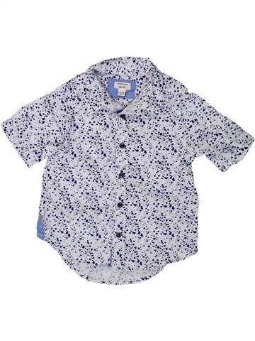 Camisa de manga corta niño RIVER ISLAND gris 9 meses verano #1310750_1
