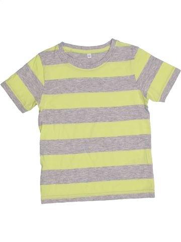Camiseta de manga corta niño MARKS & SPENCER beige 3 años verano #1310757_1