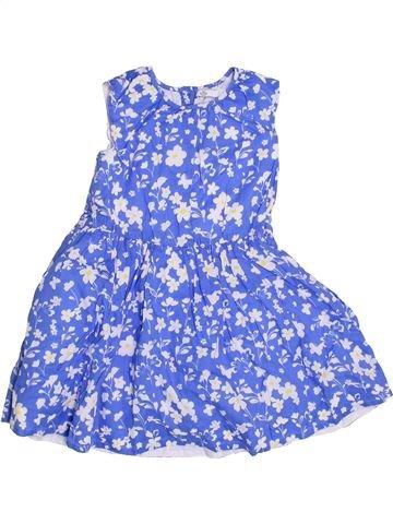 Vestido niña MARKS & SPENCER violeta 5 años verano #1310774_1