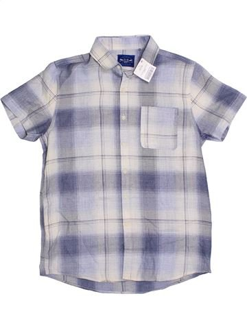 Camisa de manga corta niño NEXT violeta 12 años verano #1310801_1