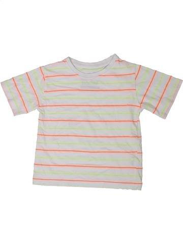 Camiseta de manga corta niño PRIMARK blanco 4 años verano #1310825_1