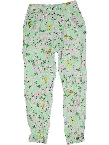 Pantalón niña H&M gris 7 años verano #1310852_1