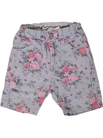 Short-Bermudas niña H&M gris 18 meses verano #1310910_1