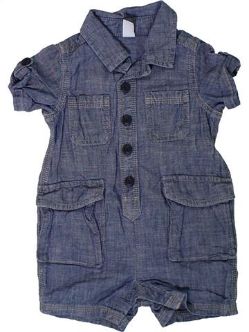 Combinación corta niño GAP azul 6 meses verano #1310955_1