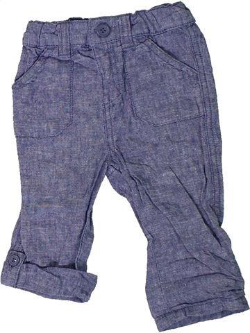 Pantalón niño MATALAN azul 9 meses verano #1310967_1