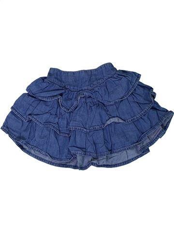 Falda niña TU azul 2 años verano #1310996_1