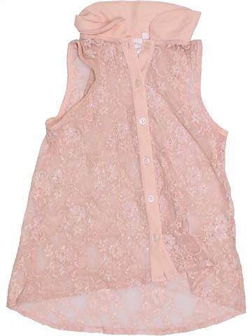Blusa de manga corta niña TAMMY GIRL rosa 9 años verano #1311028_1