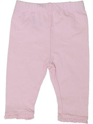 Legging niña GEORGE rosa 3 meses verano #1311134_1