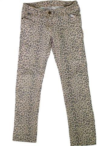 Pantalón niña NEXT gris 10 años verano #1311159_1