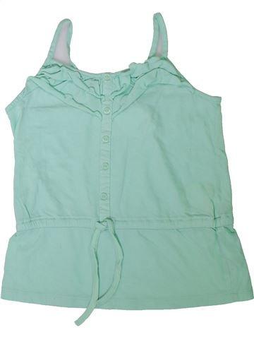 Camiseta sin mangas niña H&M verde 10 años verano #1311201_1