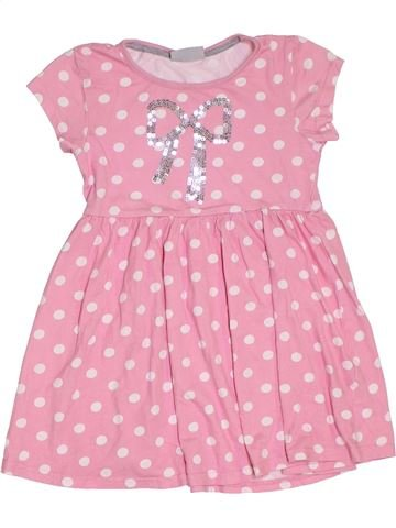 Vestido niña I LOVE GIRLSWEAR rosa 7 años verano #1311254_1