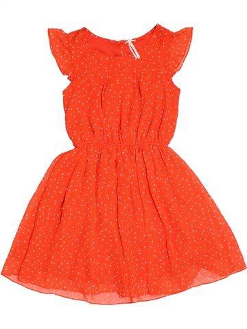Vestido niña NEXT rojo 9 años verano #1311262_1