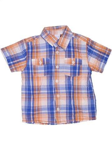 Camisa de manga corta niño SMILE rosa 4 años verano #1311280_1