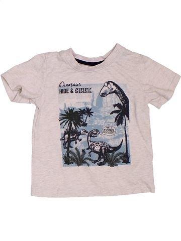 Camiseta de manga corta niño PRIMARK blanco 18 meses verano #1311312_1