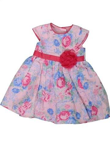 Vestido niña GEORGE violeta 6 meses verano #1311316_1
