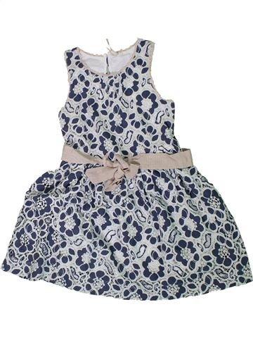Vestido niña NEXT gris 7 años verano #1311321_1
