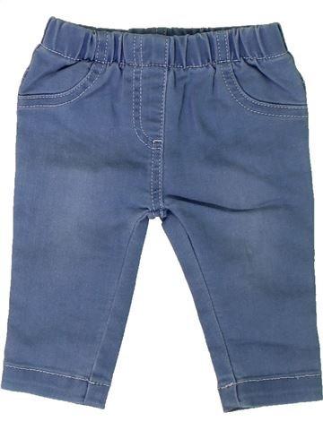 Pantalón niña NUTMEG azul 3 meses verano #1311352_1
