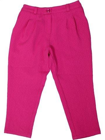 Pantalón niña RIVER ISLAND rosa 3 años verano #1311354_1