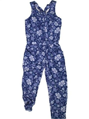 Combinación larga niña VERTBAUDET azul 6 años verano #1311369_1
