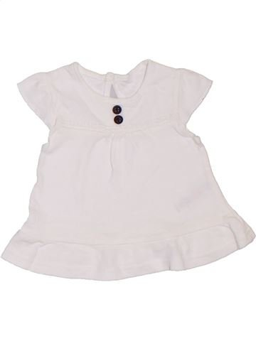 Túnica niña GEORGE blanco 3 meses verano #1311385_1