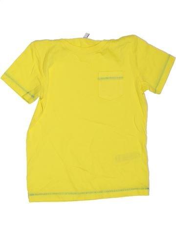 Camiseta de manga corta niño MARKS & SPENCER amarillo 3 años verano #1311392_1
