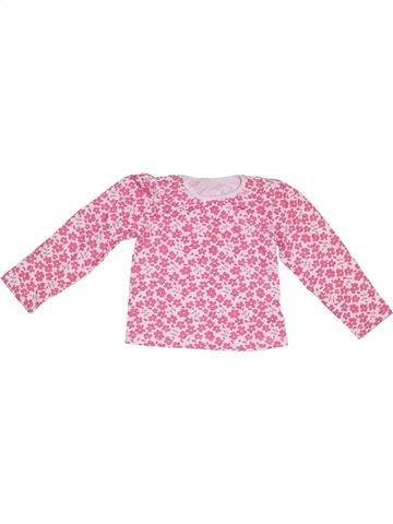 Camiseta de manga larga niña DUNNES STORES rosa 3 años invierno #1311394_1