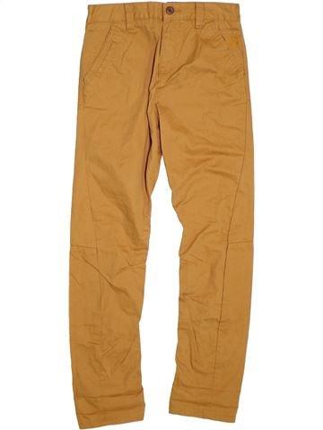 Pantalón niño NEXT marrón 10 años invierno #1311407_1