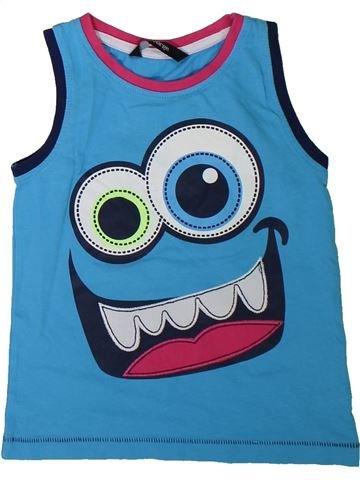 Top - Camiseta de tirantes niño GEORGE azul 3 años verano #1311416_1