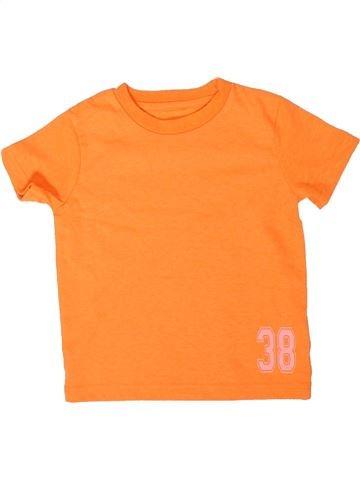 Camiseta de manga corta niño LADYBIRD naranja 2 años verano #1311430_1