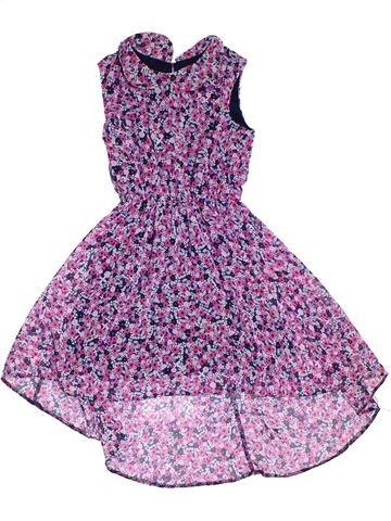 Vestido niña BLUEZOO violeta 5 años verano #1311460_1