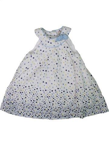 Vestido niña BHS gris 9 meses verano #1311494_1