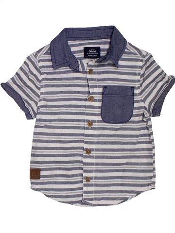 Camisa de manga corta niño PRIMARK gris 2 años verano #1311511_1