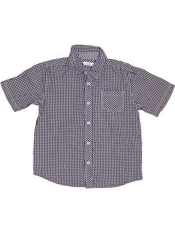 Camisa de manga corta niño M&CO gris 8 años verano #1311513_1