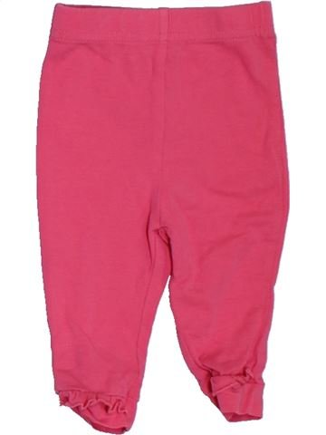 Legging niña GEORGE rosa 3 meses verano #1311515_1