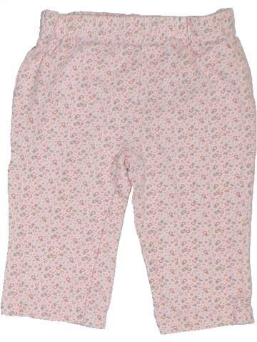 Legging niña F&F rosa 3 meses verano #1311525_1