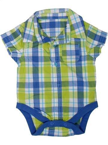 Camisa de manga corta niño MOTHERCARE azul 1 mes verano #1311532_1