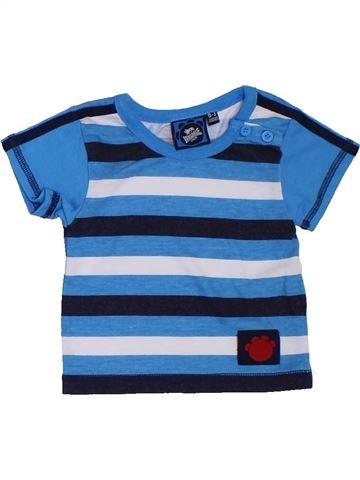 Camiseta de manga corta niño LONSDALE azul 3 meses verano #1311543_1