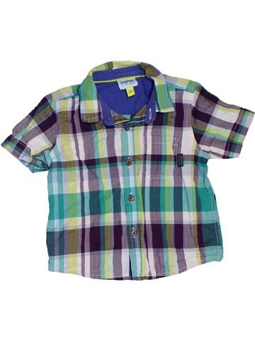Camisa de manga corta niño TED BAKER azul 9 meses verano #1311549_1