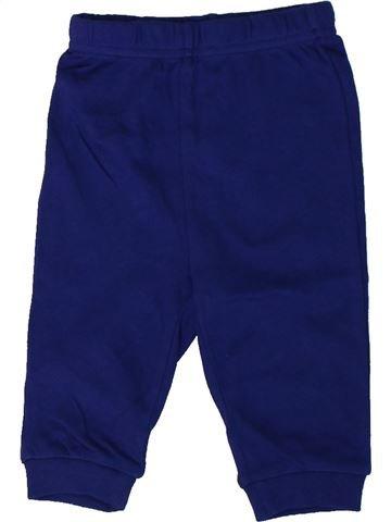 Pantalón niño GEORGE azul 6 meses verano #1311598_1