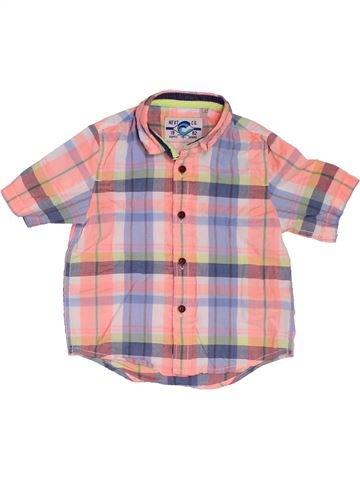 Camisa de manga corta niño NEXT beige 18 meses verano #1311619_1