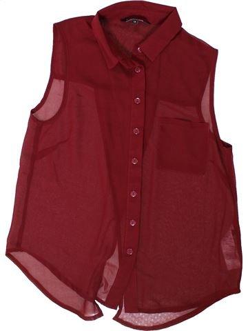 Blusa de manga corta niña NEW LOOK rojo 12 años verano #1311666_1