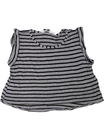 Camiseta sin mangas niña NEW LOOK gris 11 años verano #1311695_1