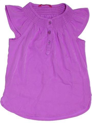 Blusa de manga corta niña PRIMARK violeta 6 años verano #1311729_1