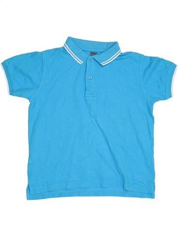 Camiseta de manga corta niño ZARA azul 6 años verano #1311820_1