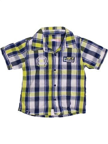 Camisa de manga corta niño LOSAN gris 12 meses verano #1311841_1