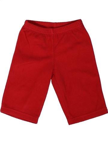 Pantalón niño CARTER'S rojo 3 meses invierno #1311905_1